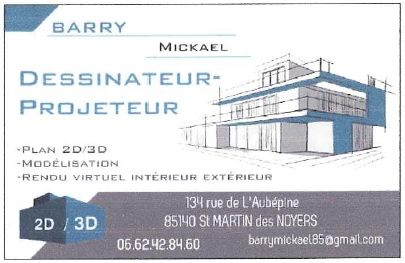 barry mickael