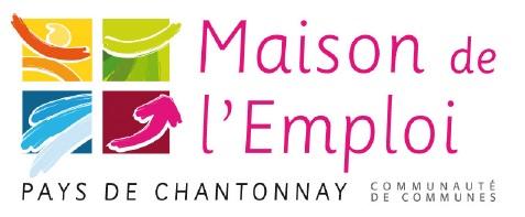 Logo maison emploi